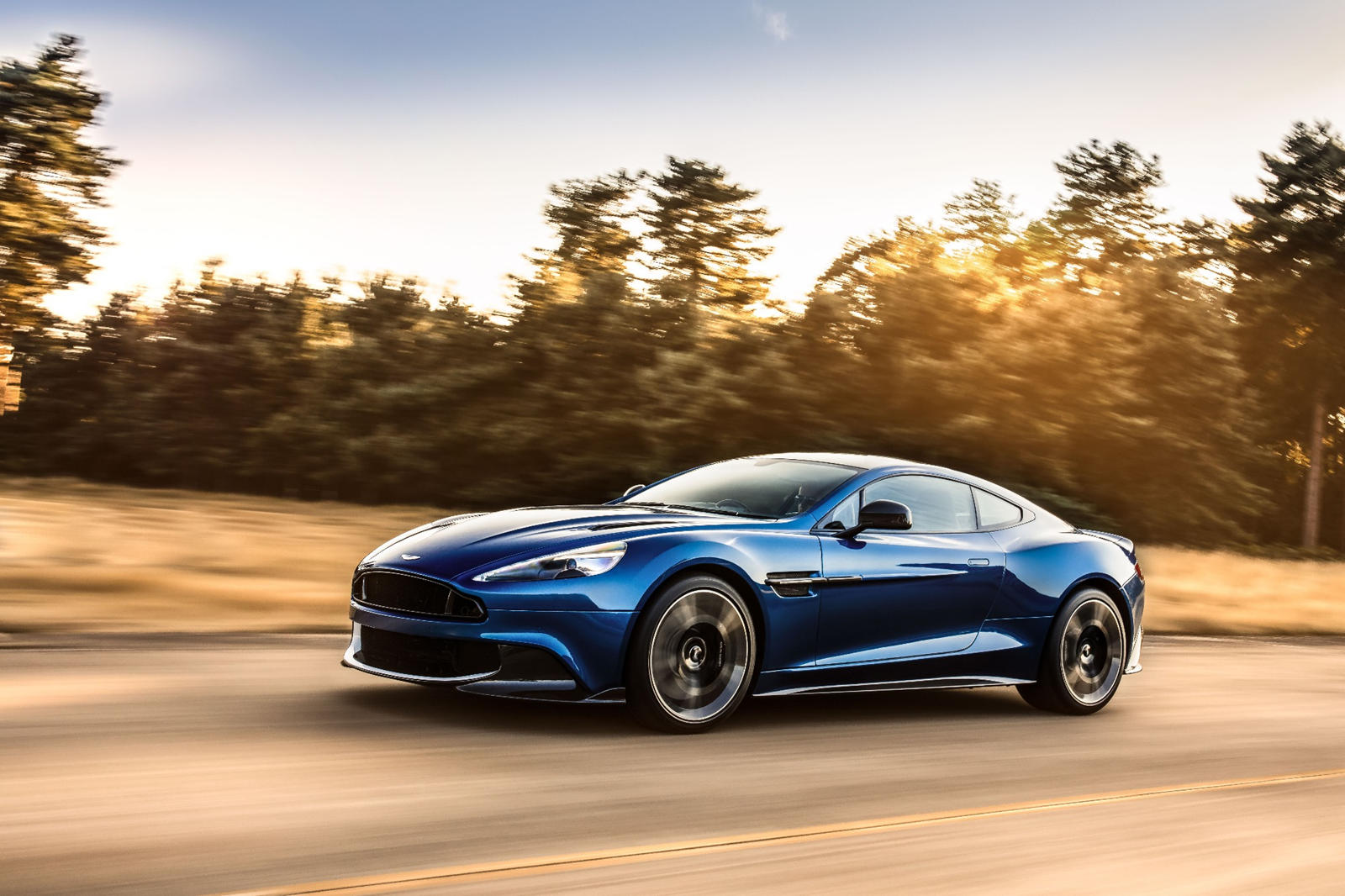 2018 aston martin vanquish s review, trims, specs and price - carbuzz