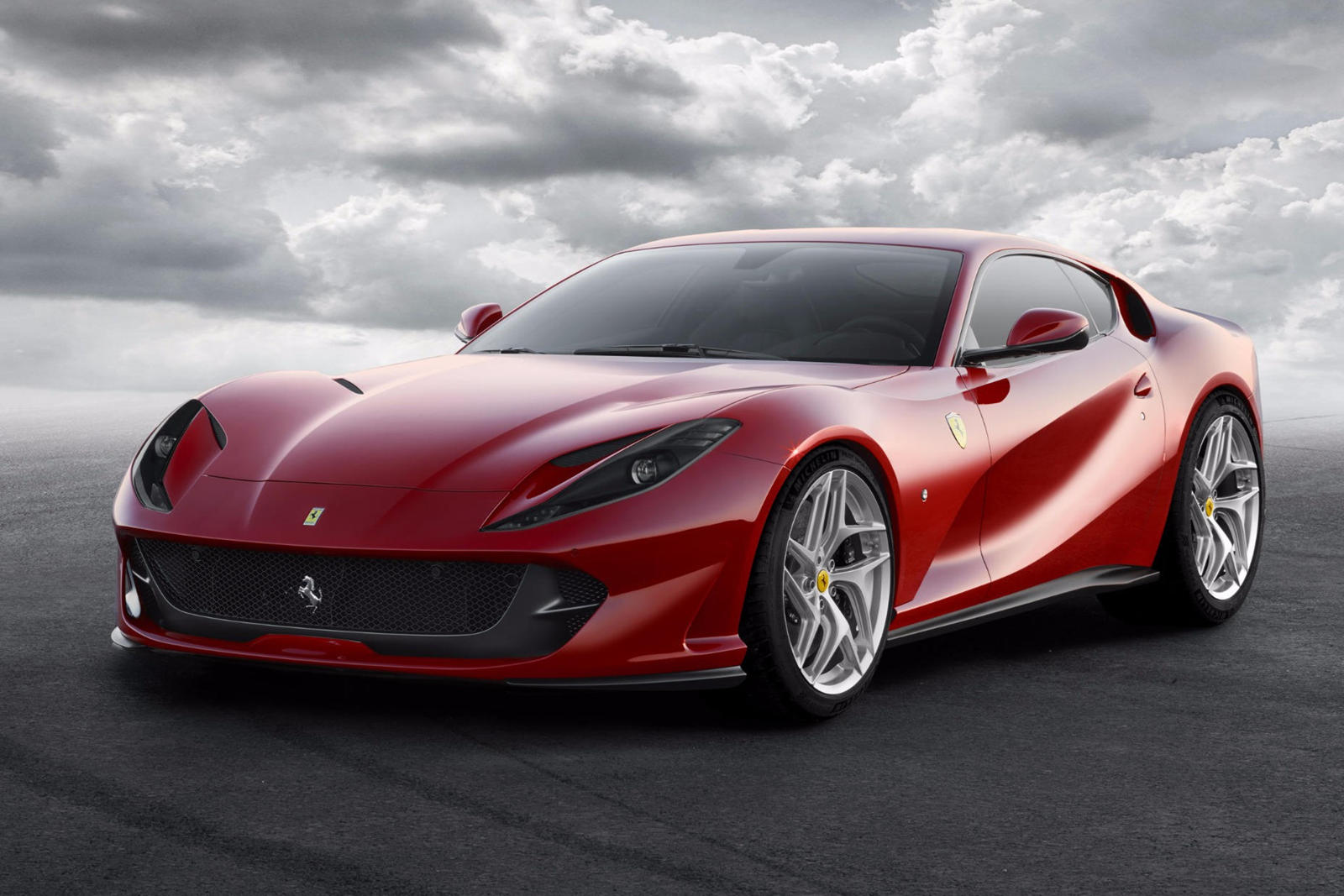 Delightful Ferrari 812 Superfast Coupe