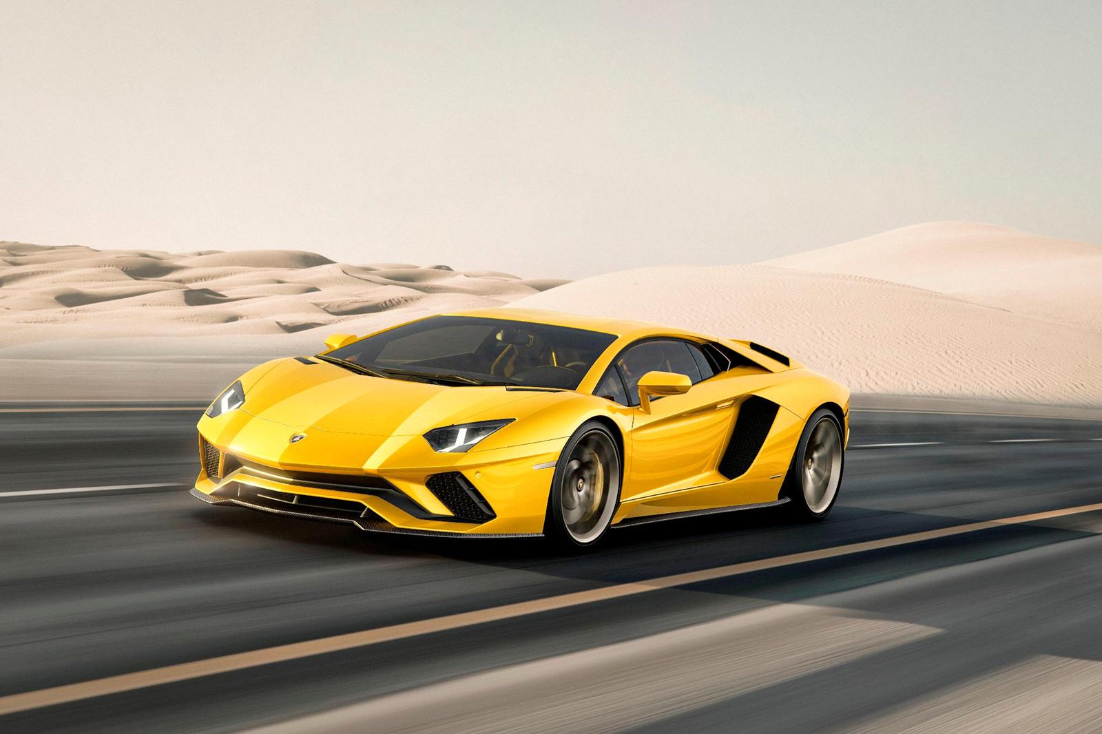 2018 Lamborghini Aventador S Coupe Review, Trims, Specs and Price ...