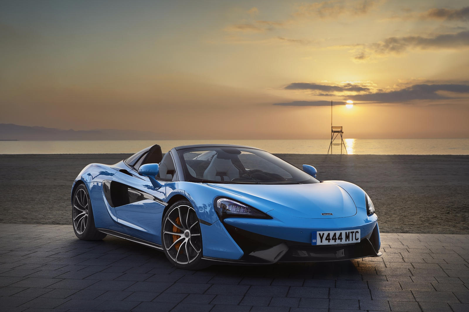2018 McLaren 570S Spider Review, Trims, Specs and Price ...