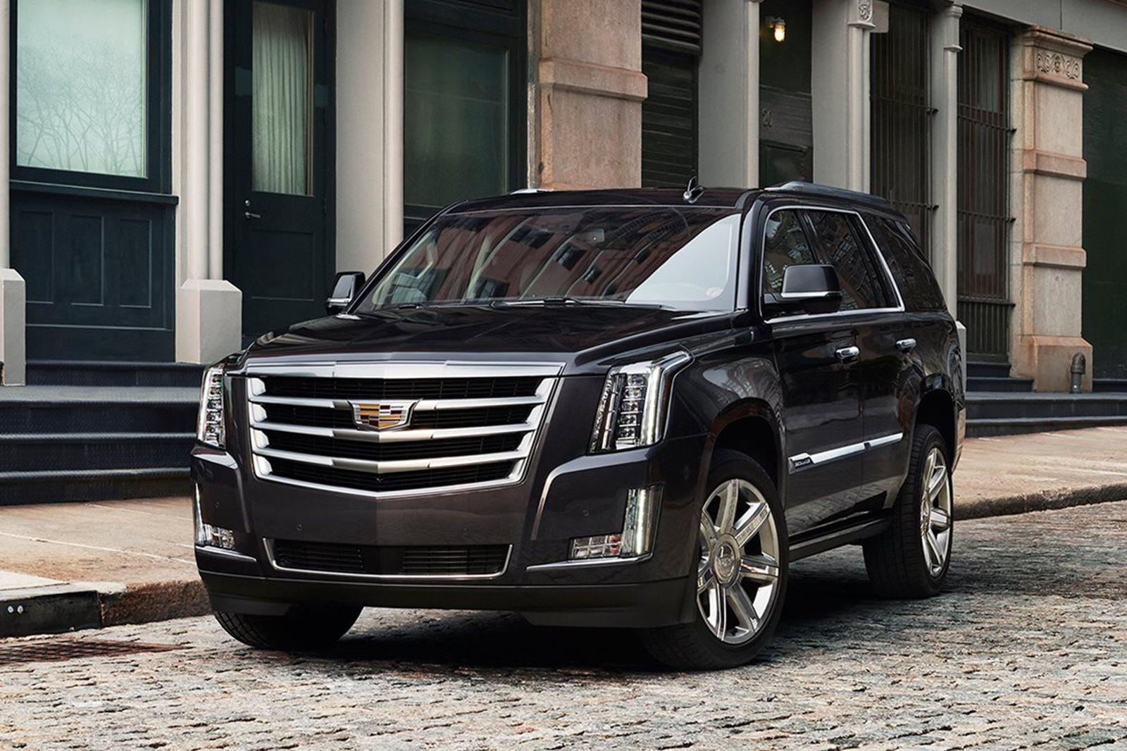 2018 Cadillac Escalade ESV Review, Trims, Specs and Price - CarBuzz