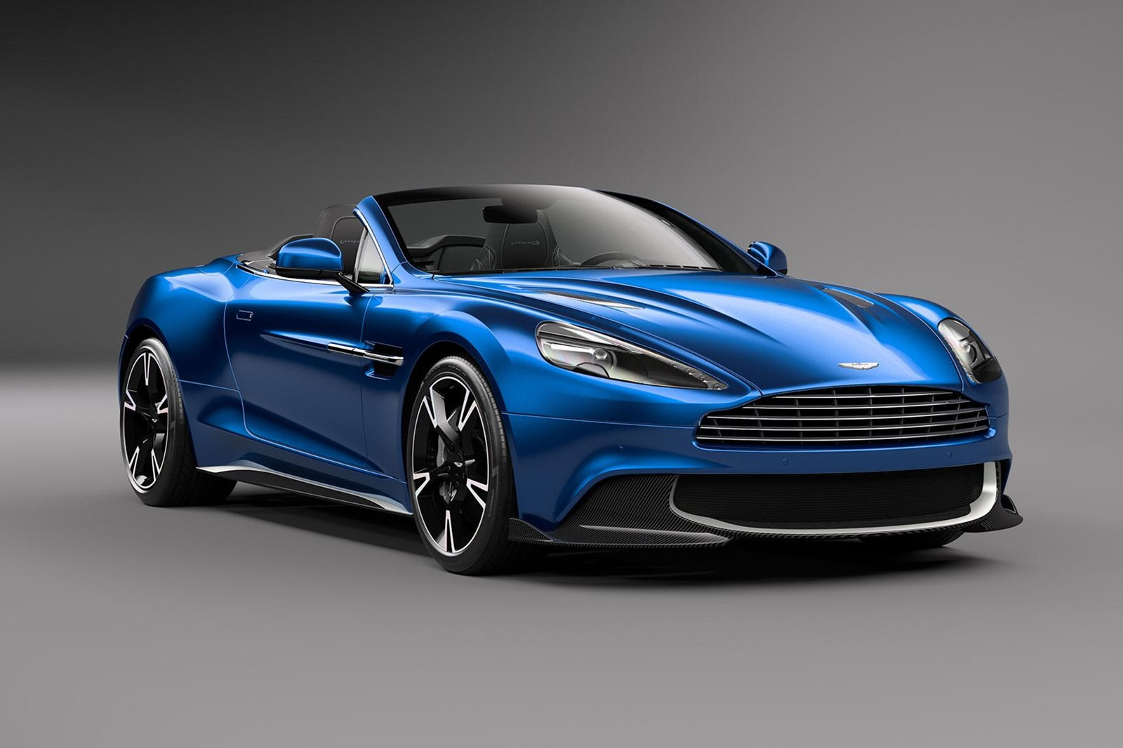 Aston Martin Vanquish S Volante Review Trims Specs And Price - Old aston martin vanquish