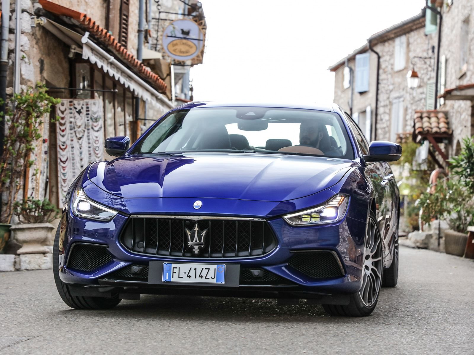 the 2018 maserati ghibli is no match for the m5 or mercedes amg e63 carbuzz. Black Bedroom Furniture Sets. Home Design Ideas