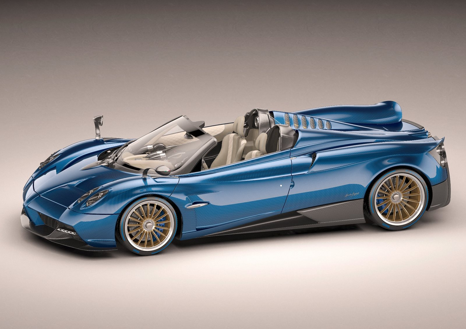 2018 Pagani Huayra Roadster Review, Trims, Specs and Price - CarBuzz