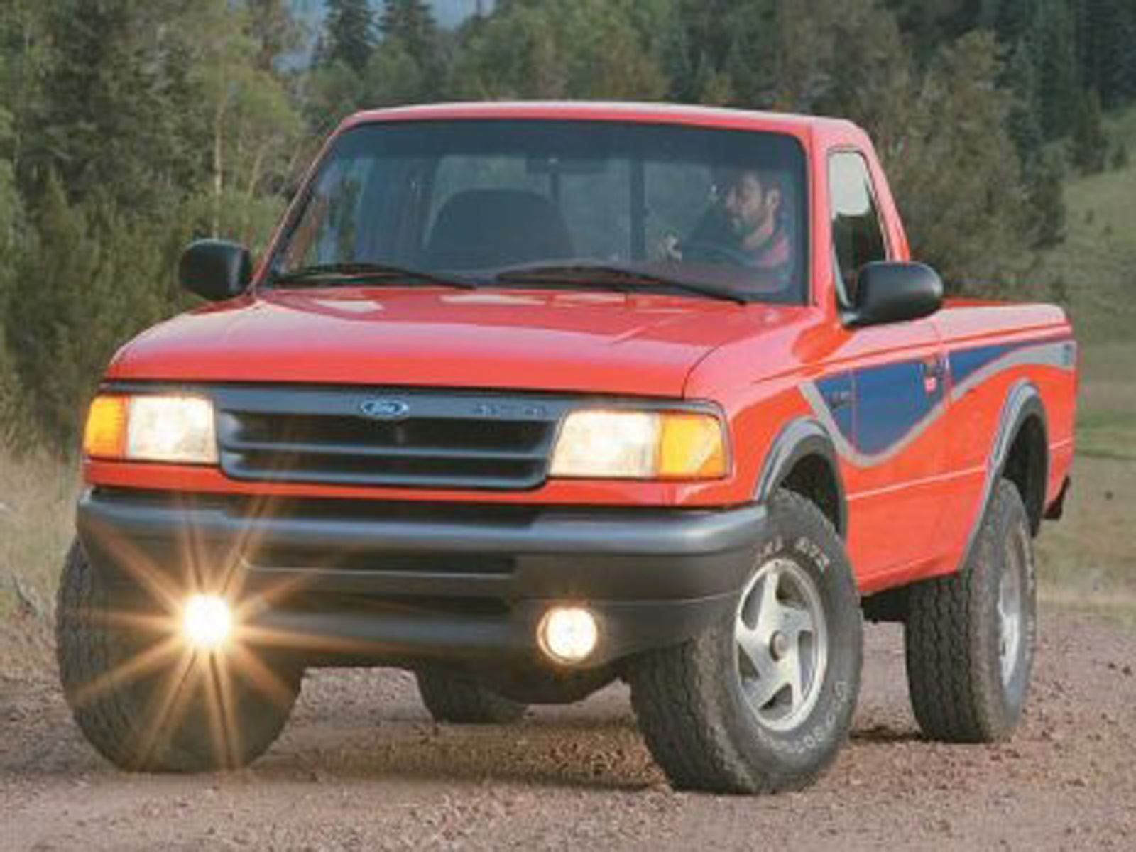 This 1993 ford ranger review will get you pumped for the new one carbuzz
