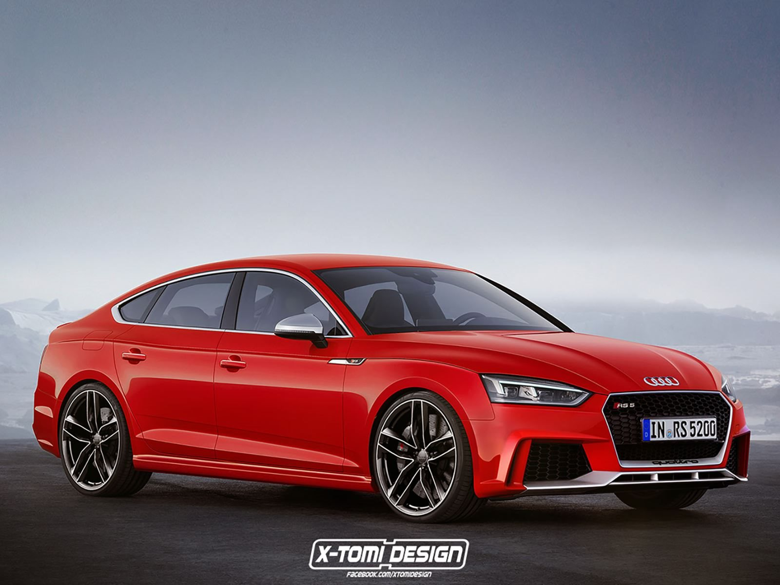 audi rs5 sportback and top secret rs model coming to america carbuzz. Black Bedroom Furniture Sets. Home Design Ideas