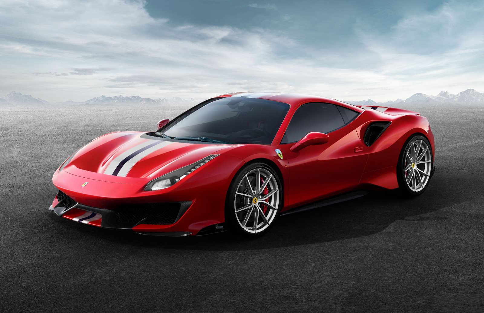 High Quality Ferrari 488 Pista