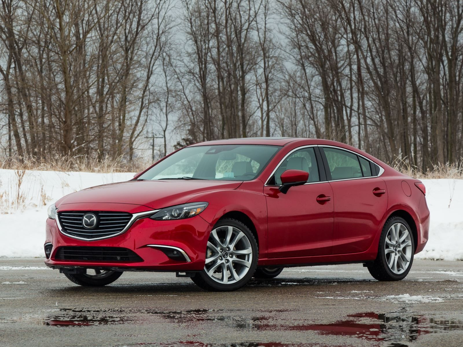 2017 Mazda 6 Test Drive Review: A Beautiful Sedan That Needs More Love -  CarBuzz