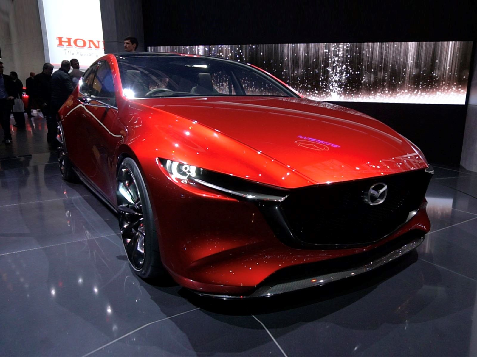 63fec7e71d Experience The Mazda Vision Coupe And Kai Concepts Like Never Before ...