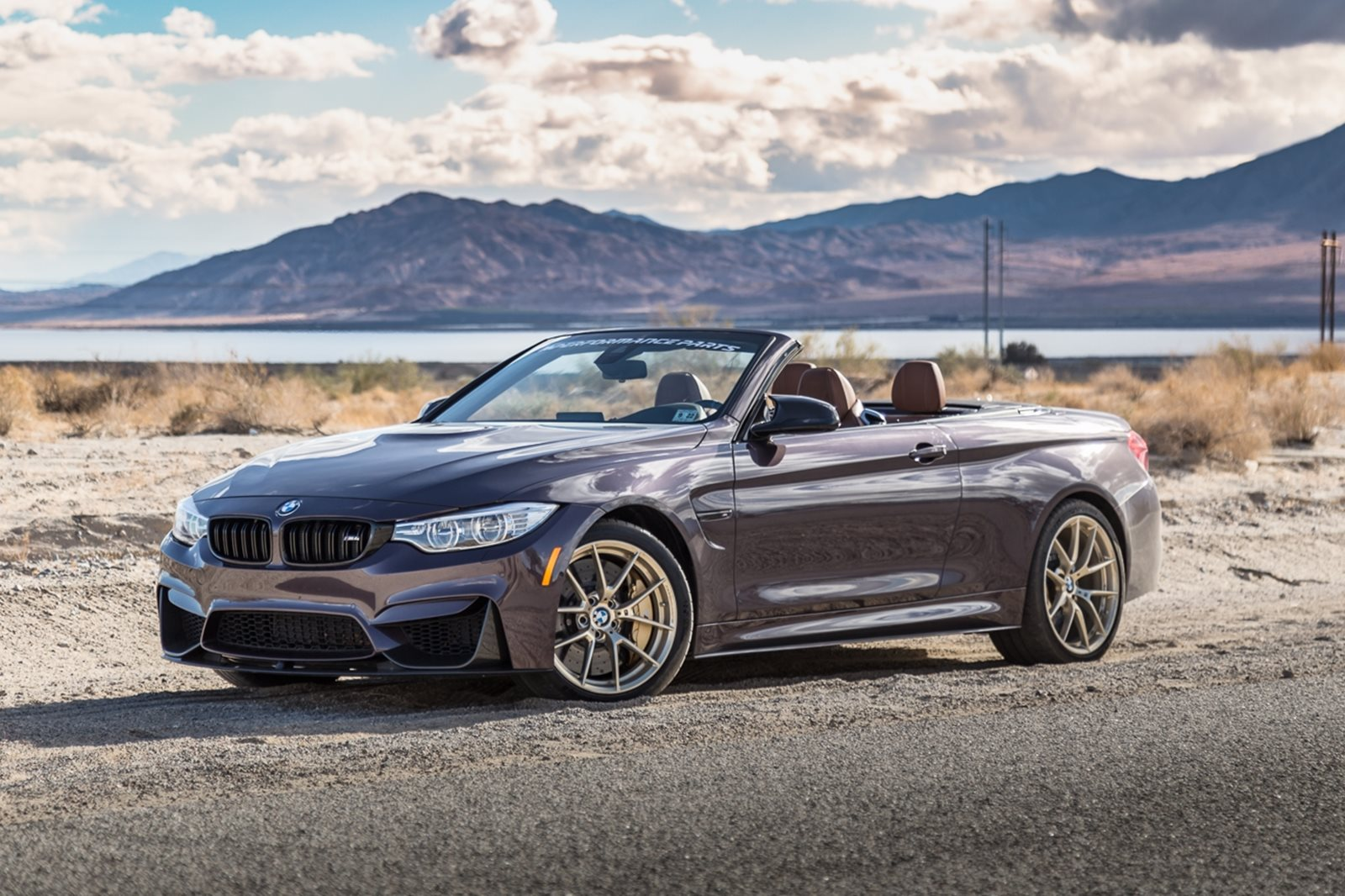 2018 bmw m4 convertible test drive review: best casual m car? - carbuzz