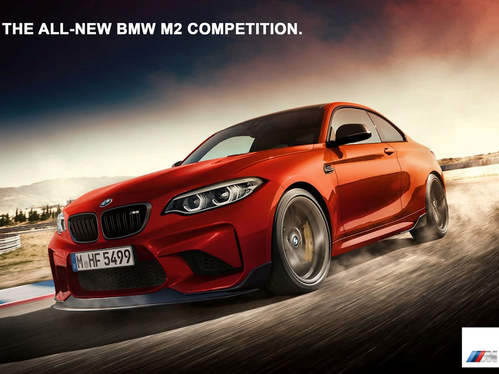The 410 Hp Bmw M2 Competition Has A Potential Reveal Date