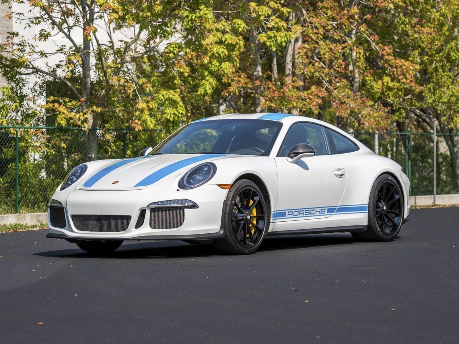 Porsche 911 R Prices Starting To Plummet Carbuzz