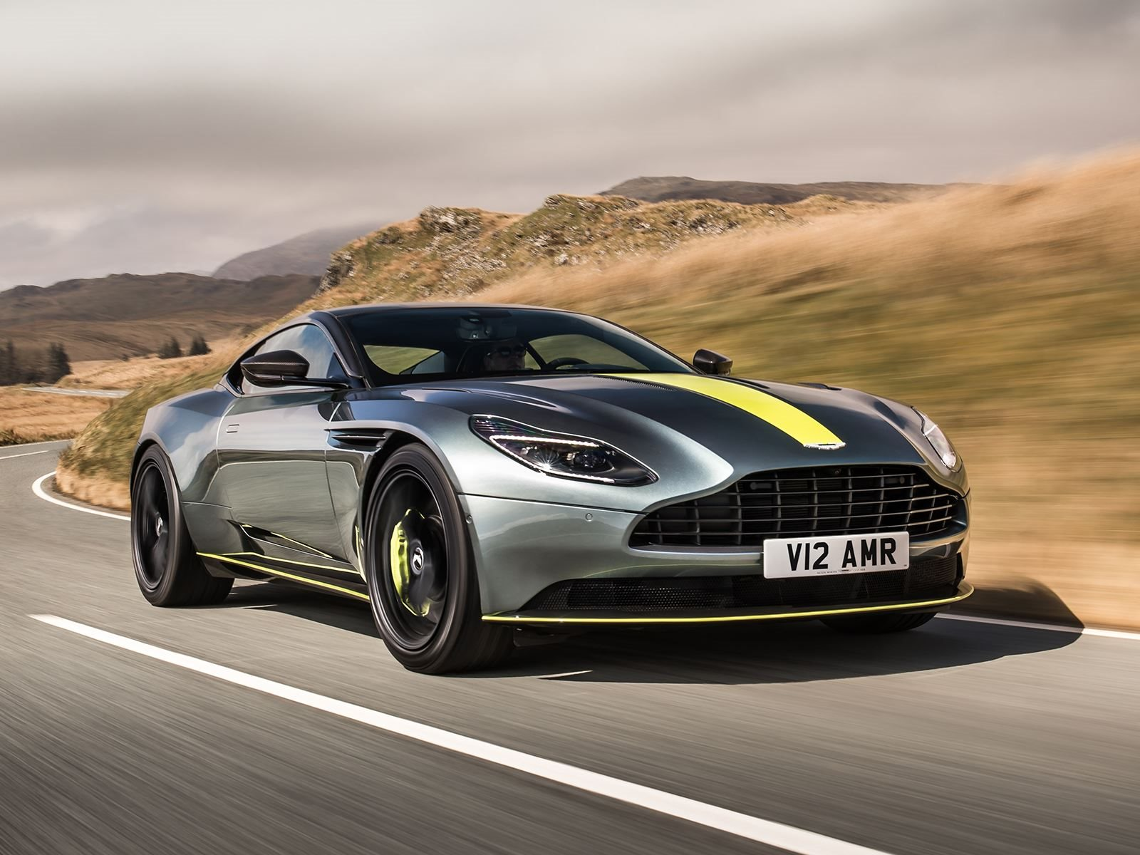 say hello to the new hardcore aston martin db11 amr - carbuzz