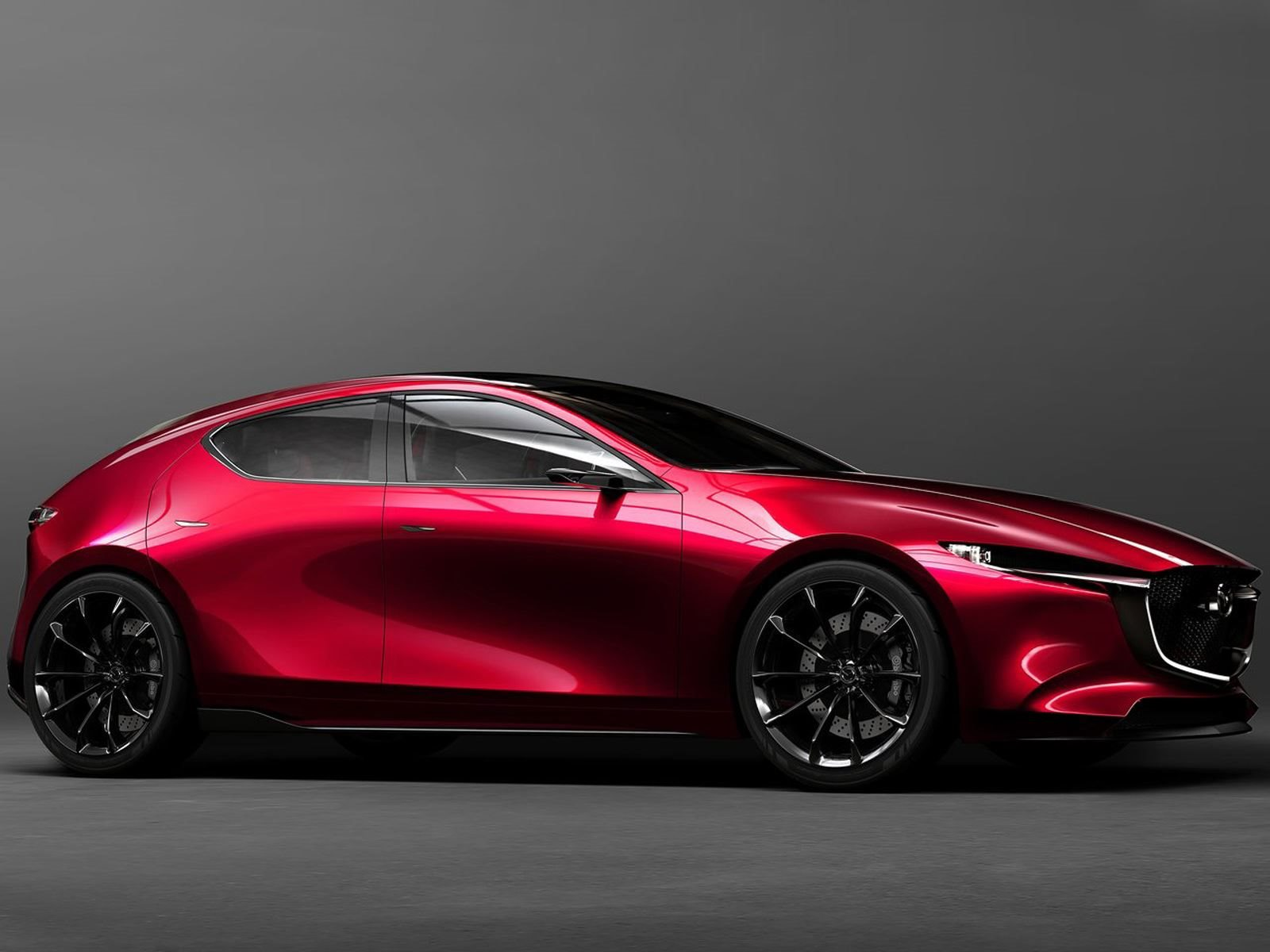 The Next Mazda 3 Will Debut In LA And It's Going To Look Stunning - CarBuzz