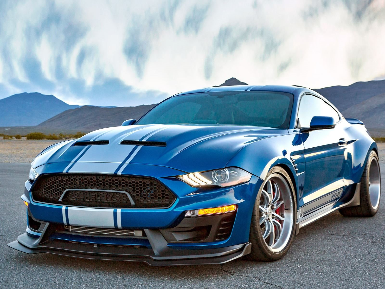 All New 2018 Shelby Mustang Super Snake Packs 800 HP CarBuzz