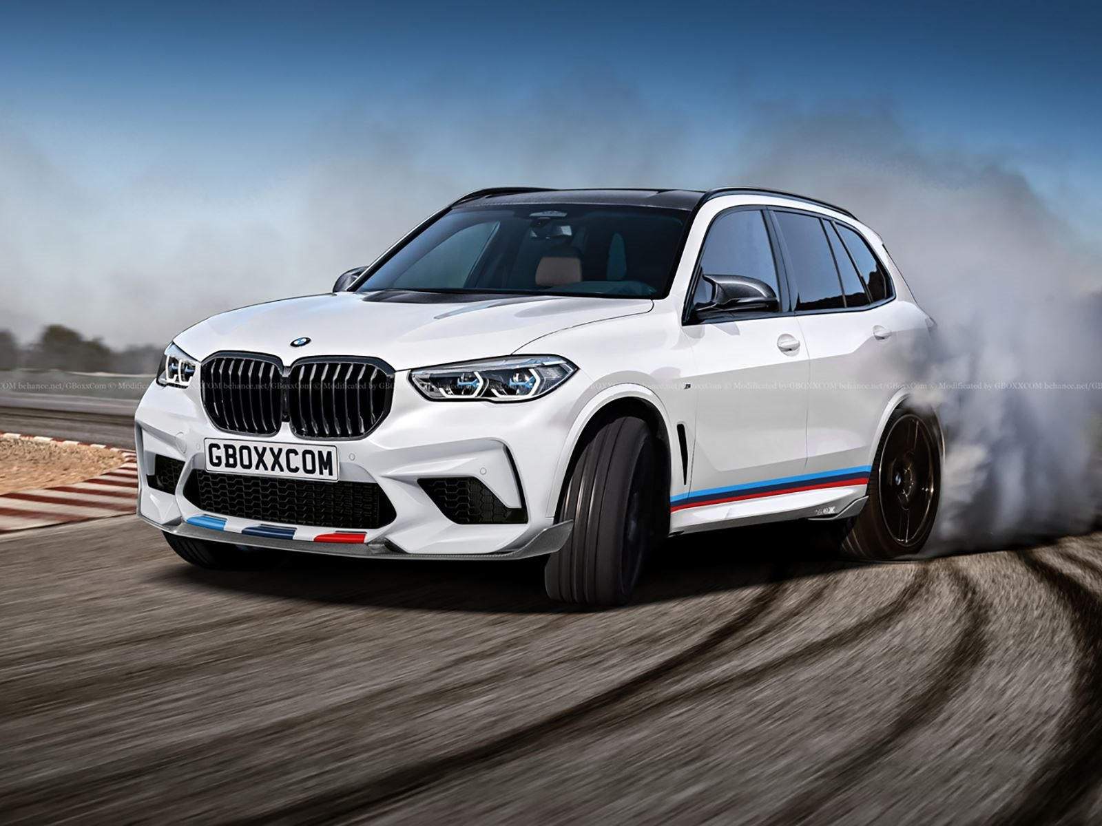 the 2020 bmw x5 m will be an absolute beast carbuzz. Black Bedroom Furniture Sets. Home Design Ideas