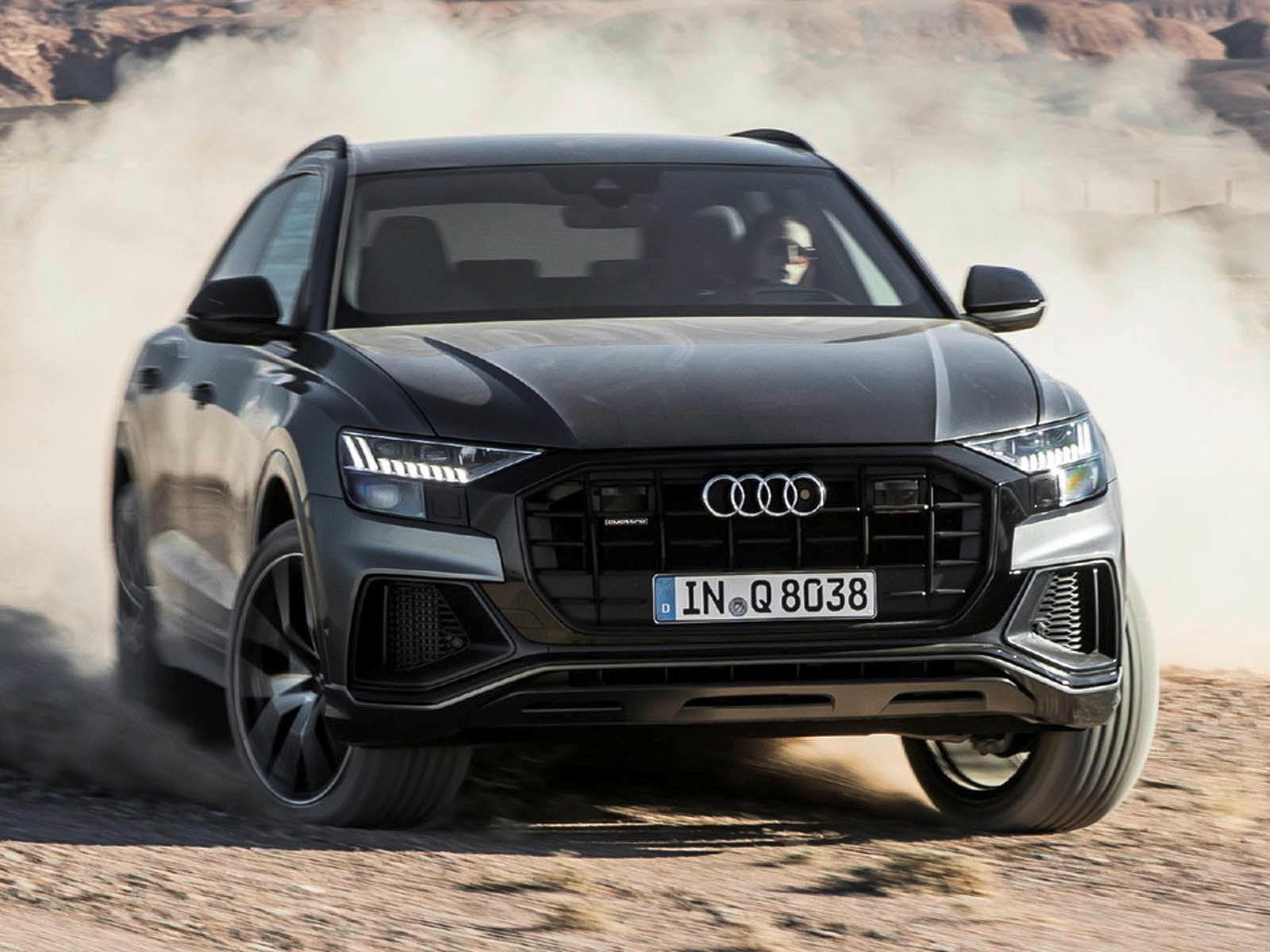 2019 Audi Q8 Should Start Around $73,000