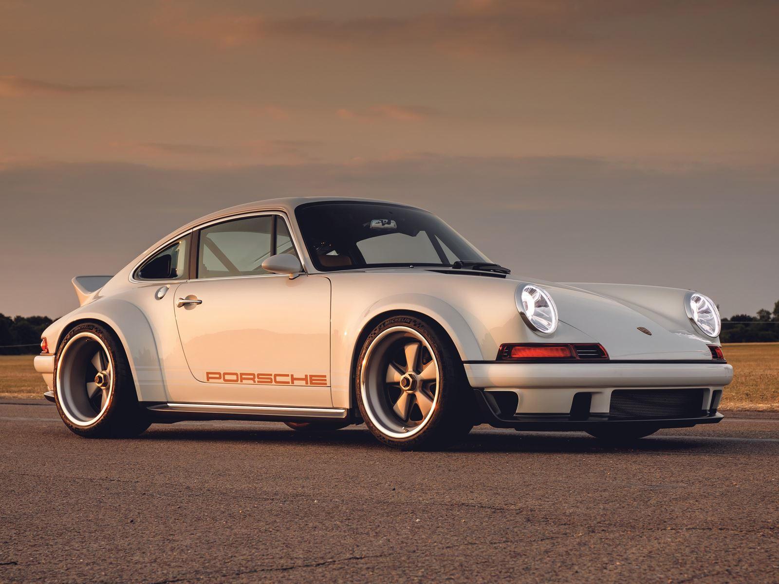Air Cooled Porsche >> Singer Unveils Most Advanced Air Cooled Porsche 911 In The World