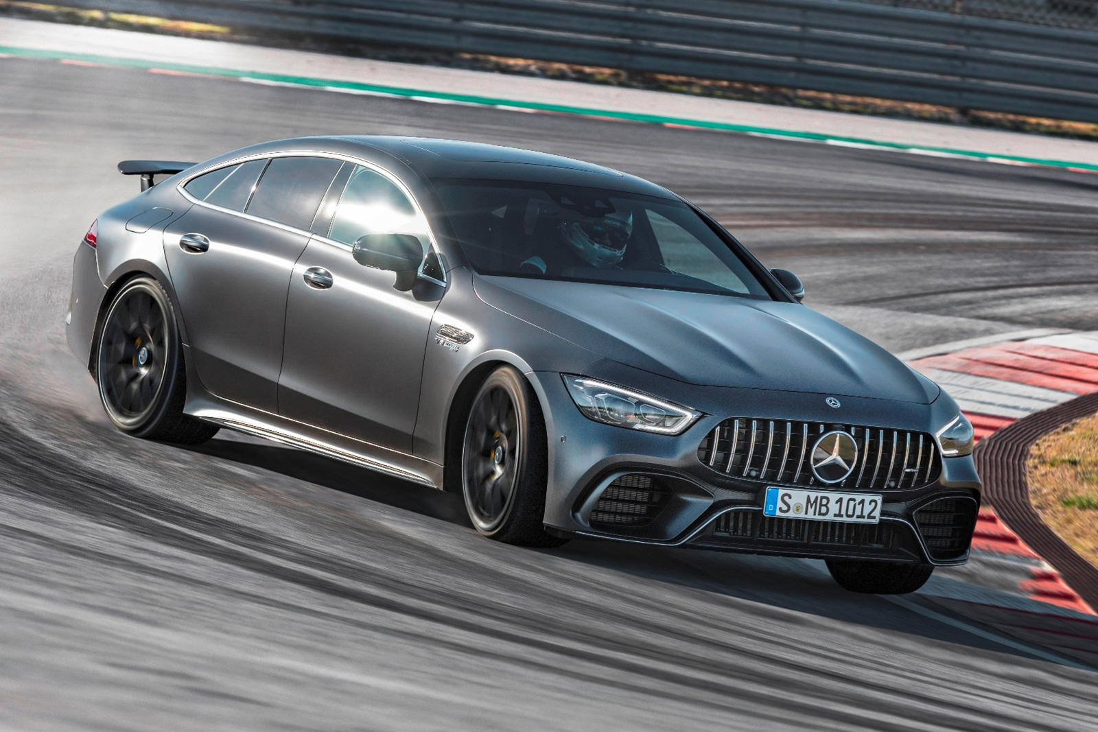 Mercedes Amg Gt 4 Door Coupe Gets Eye Watering Price Tag Carbuzz
