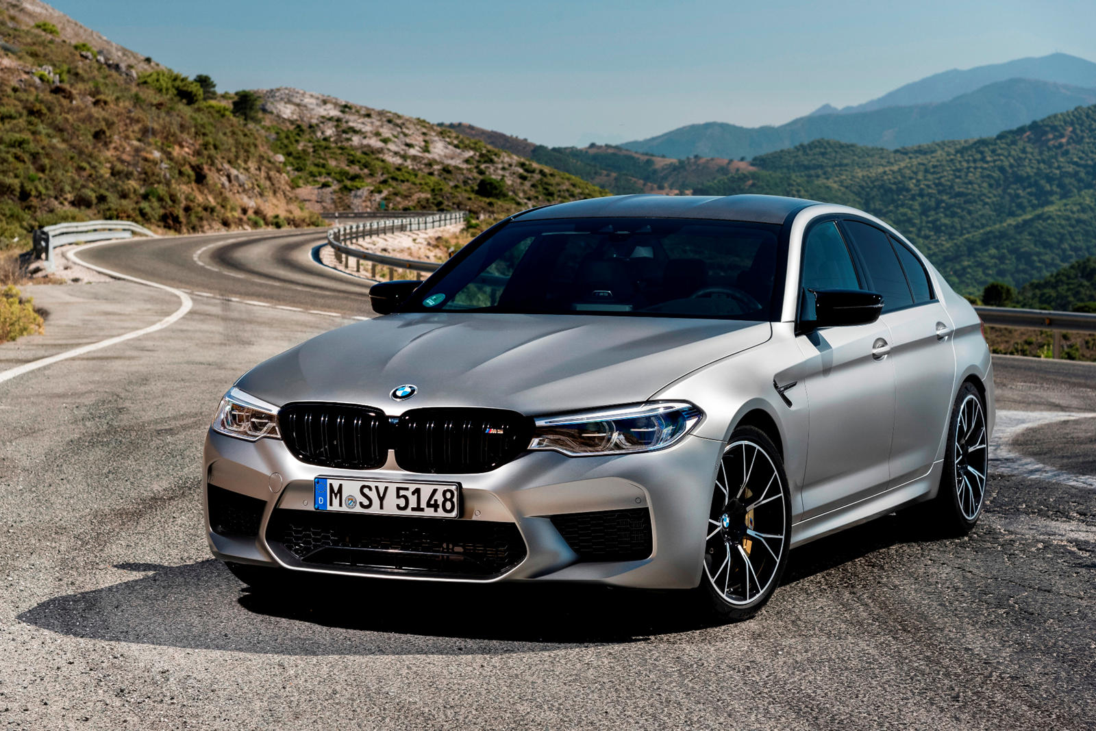 2019 BMW M5 Competition First Drive Review: The ...