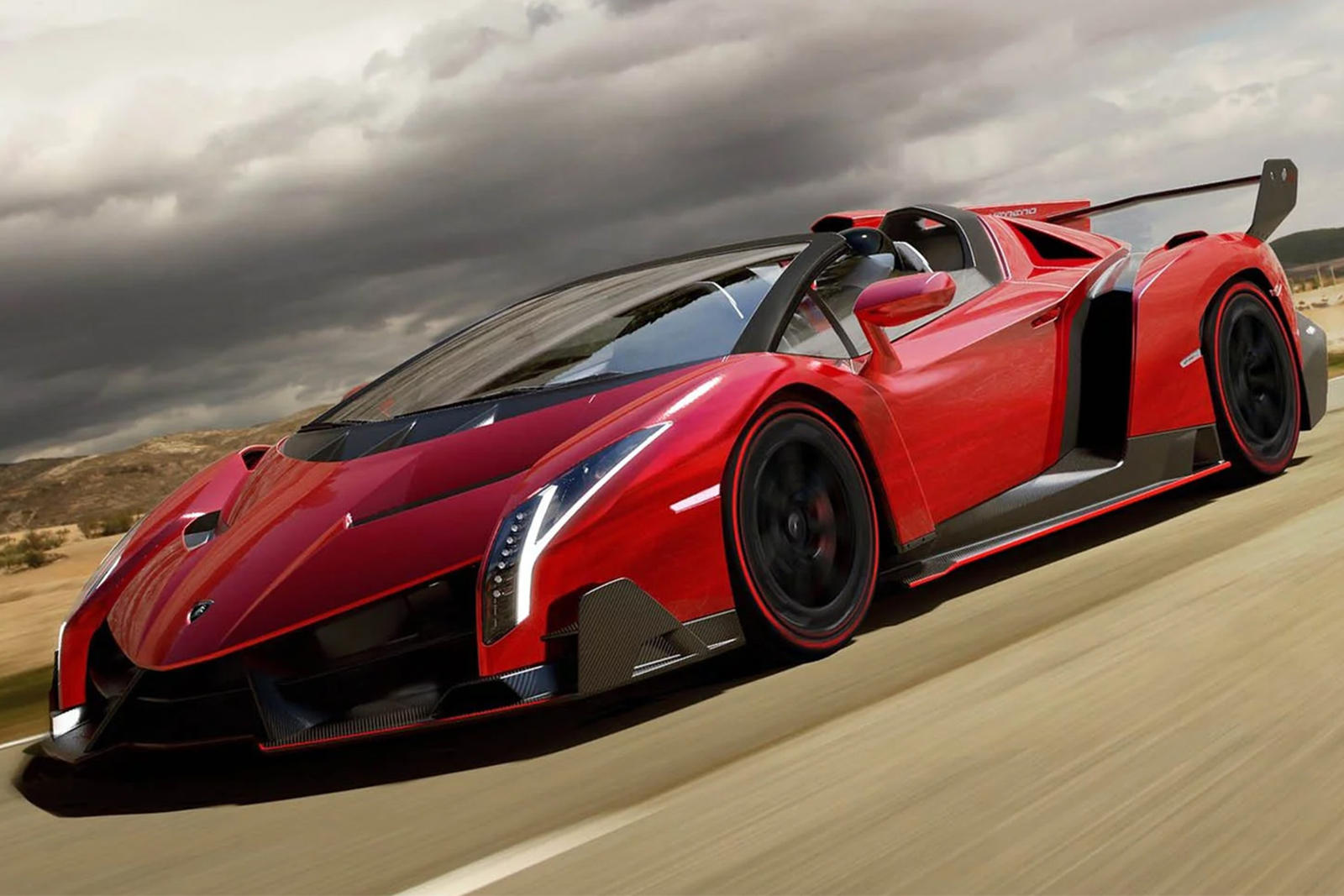 Lamborghini Considers New Hypercar To Fight The Aston Martin