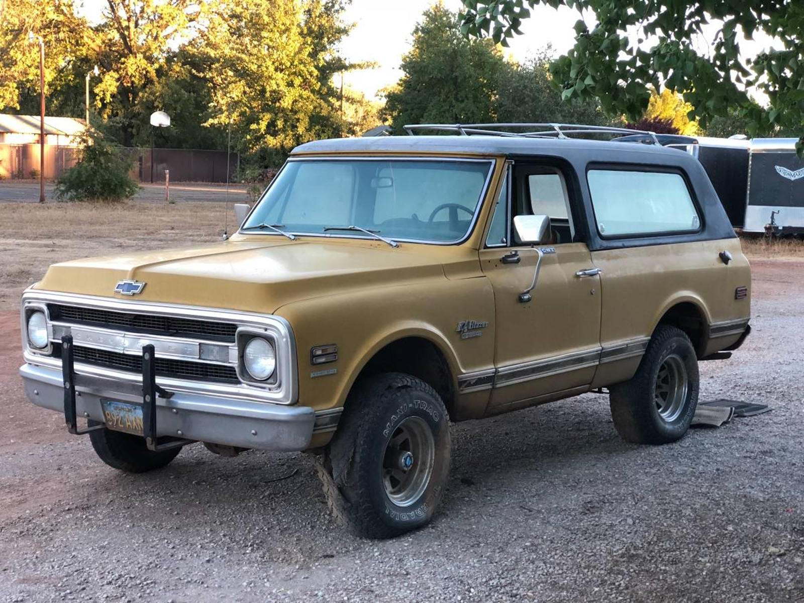 72 K5 Blazer For Sale Craigslist >> Weekly Craigslist Hidden Treasure 1970 Chevrolet Cst Blazer 4x4