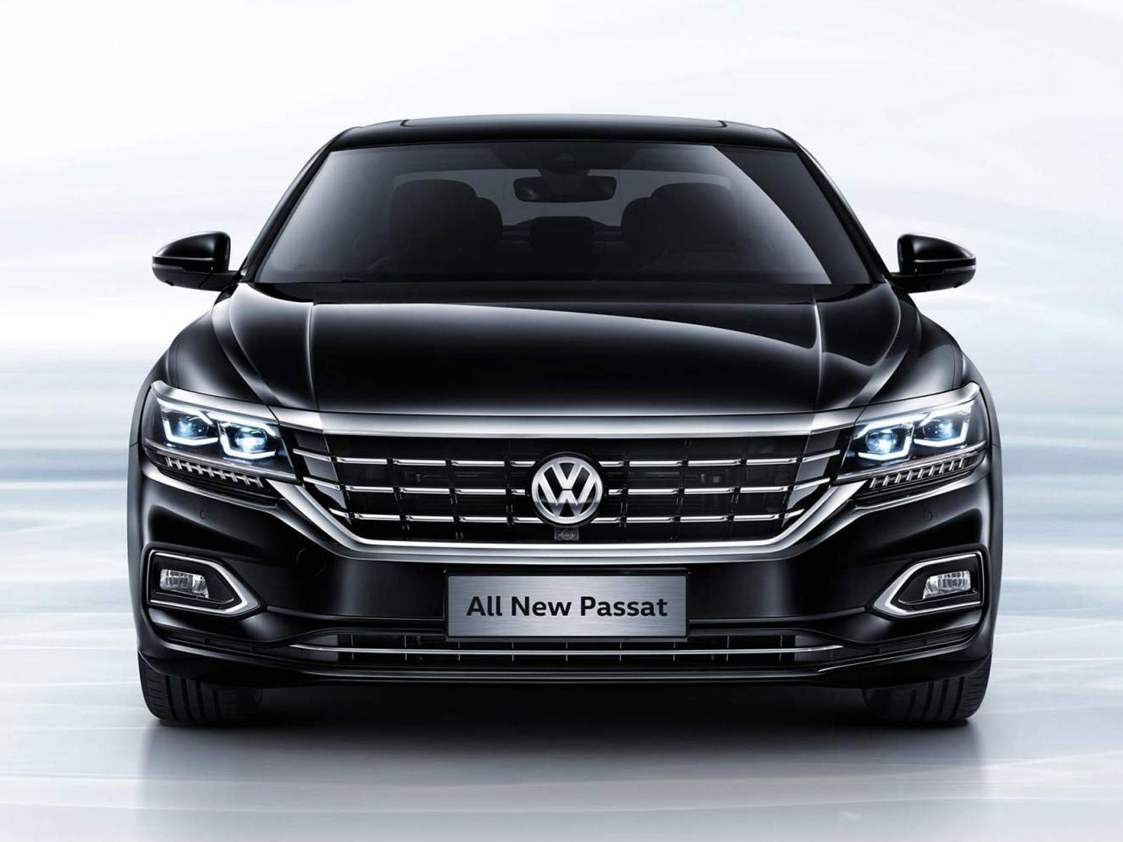 is this the all new 2020 vw passat  conti talk