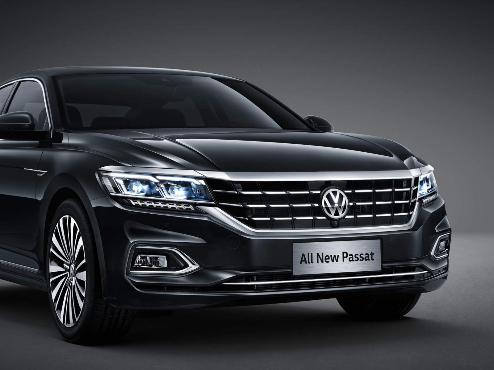 Is this the all new 2020 VW Passat? - Conti Talk ...