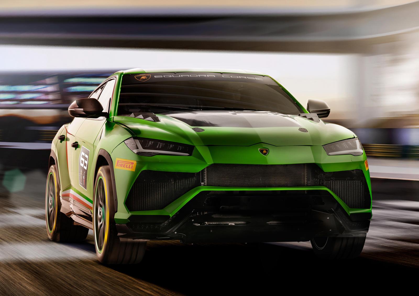 Lamborghini Urus St X Sends The Big Bull To The Track Carbuzz