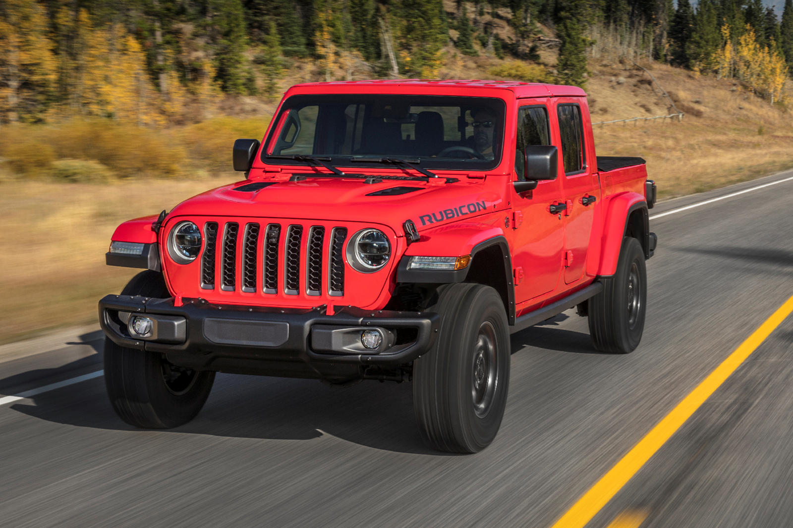 Here's Why The Jeep Gladiator Isn't Called The Scrambler ...