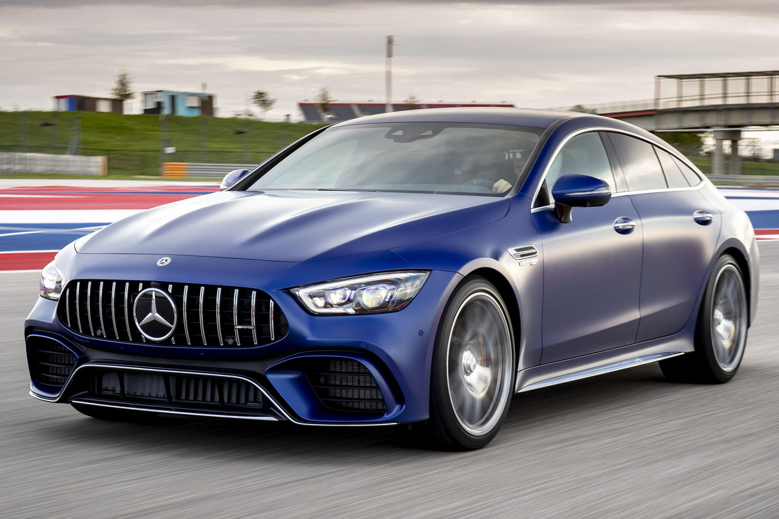 Pricing for mercedes amg gt 4 door coupe announced carbuzz