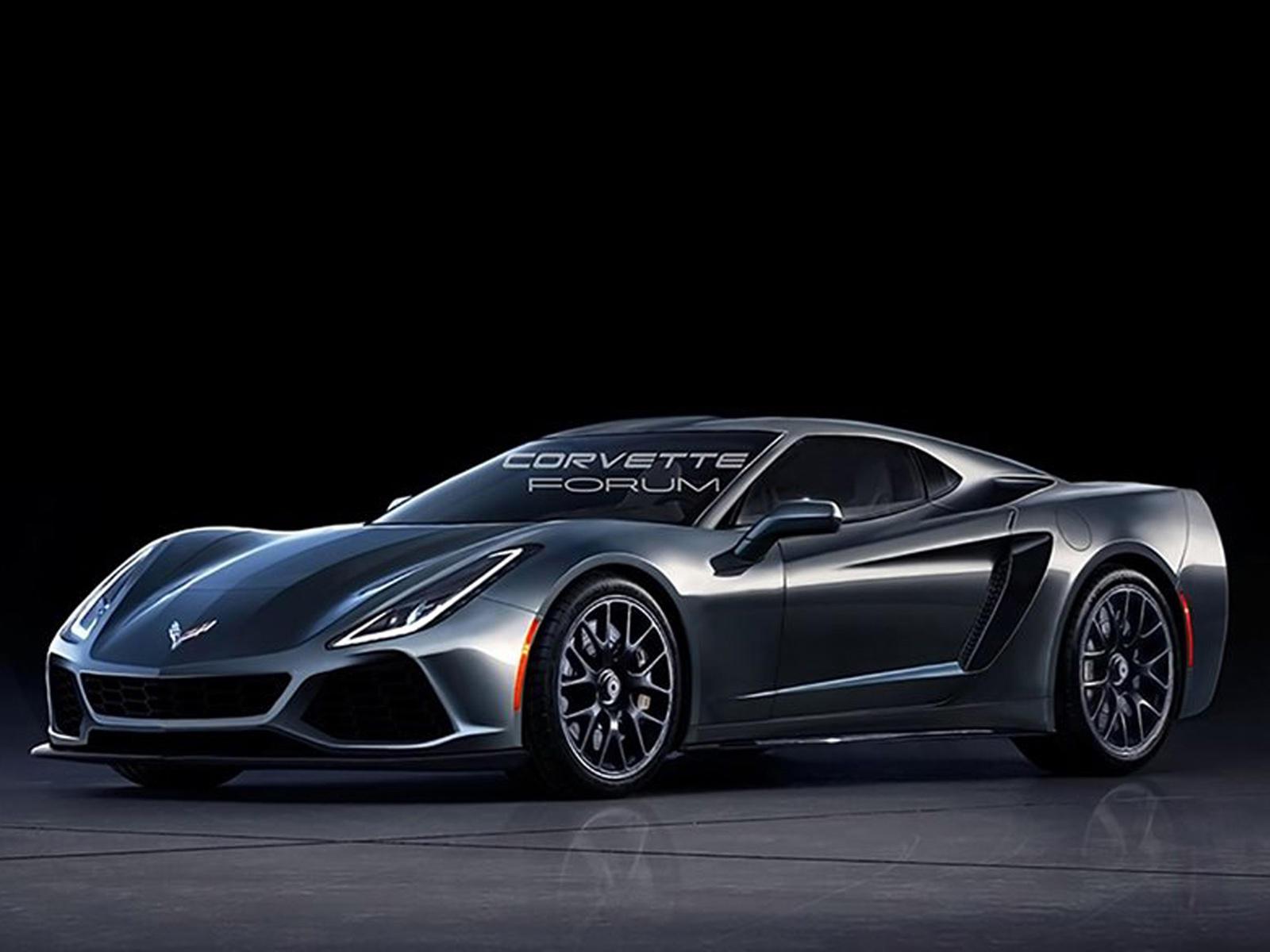 c8 chevrolet corvette has a new reveal date