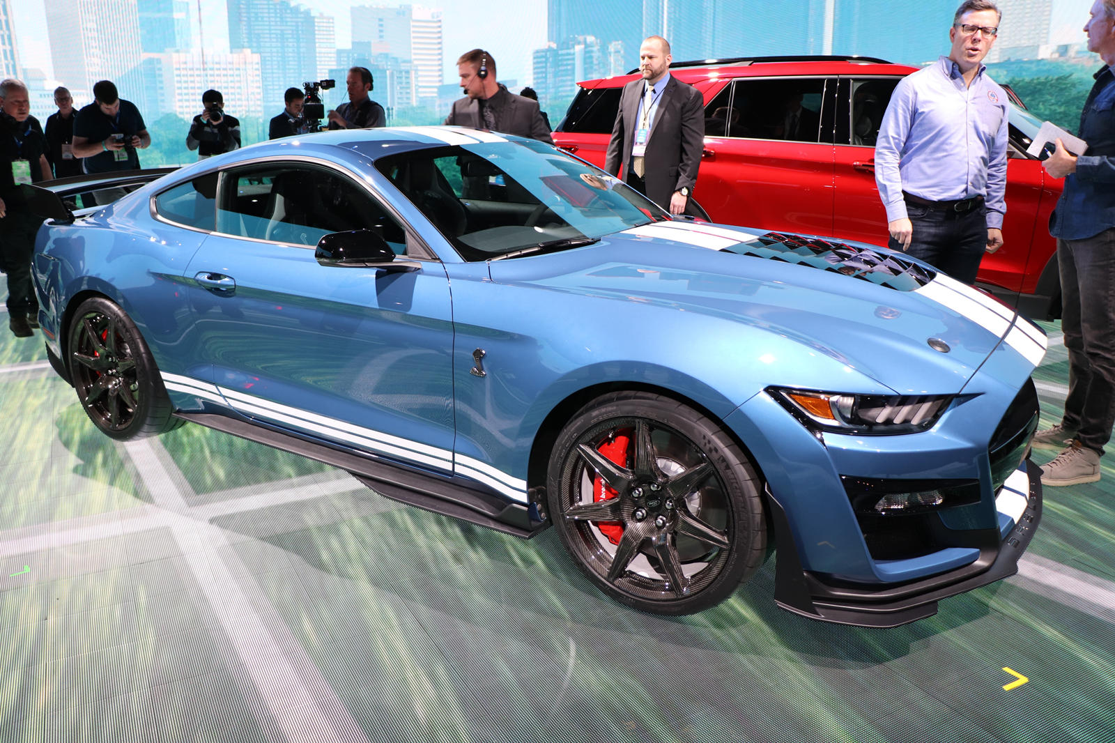 Meet The 2020 Shelby Gt500 The Most Powerful Mustang Ever Made