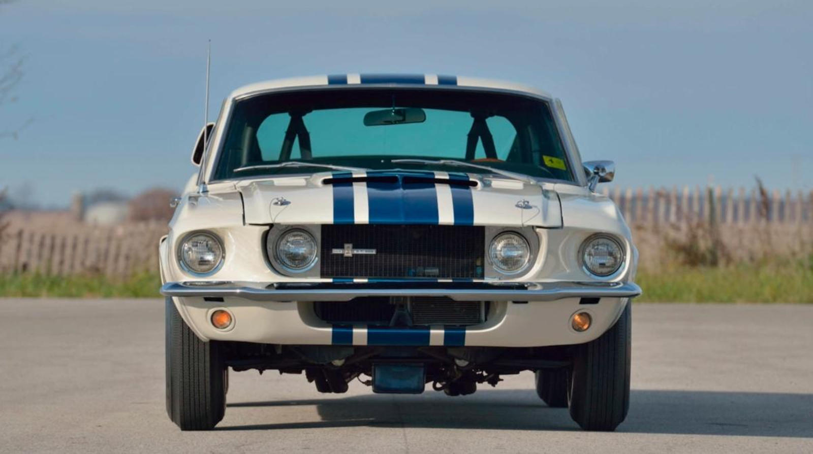 Rare Shelby Gt500 Super Snake Most Expensive Mustang Ever Sold Carbuzz