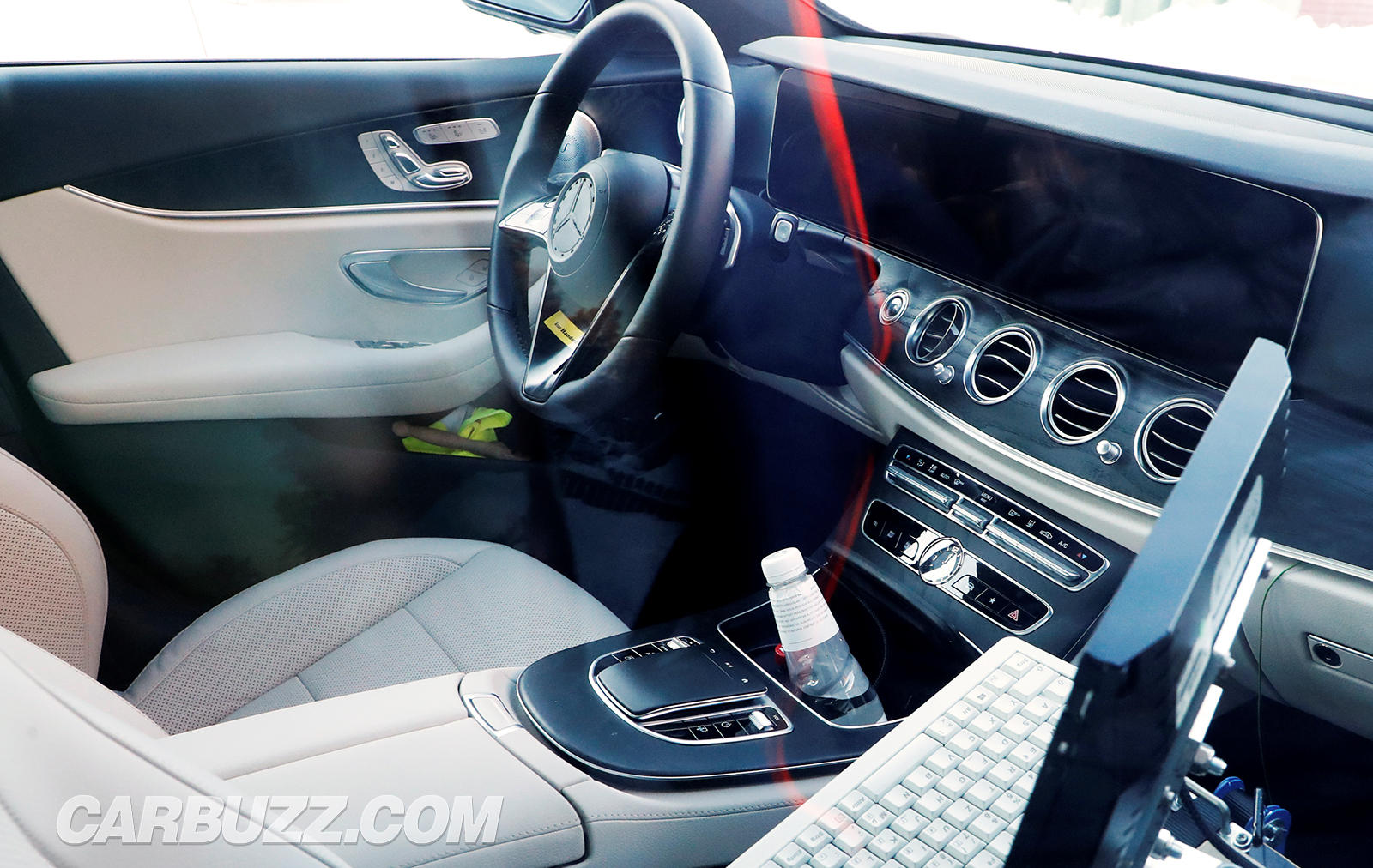First Look Inside The 2020 Mercedes E-Class - CarBuzz