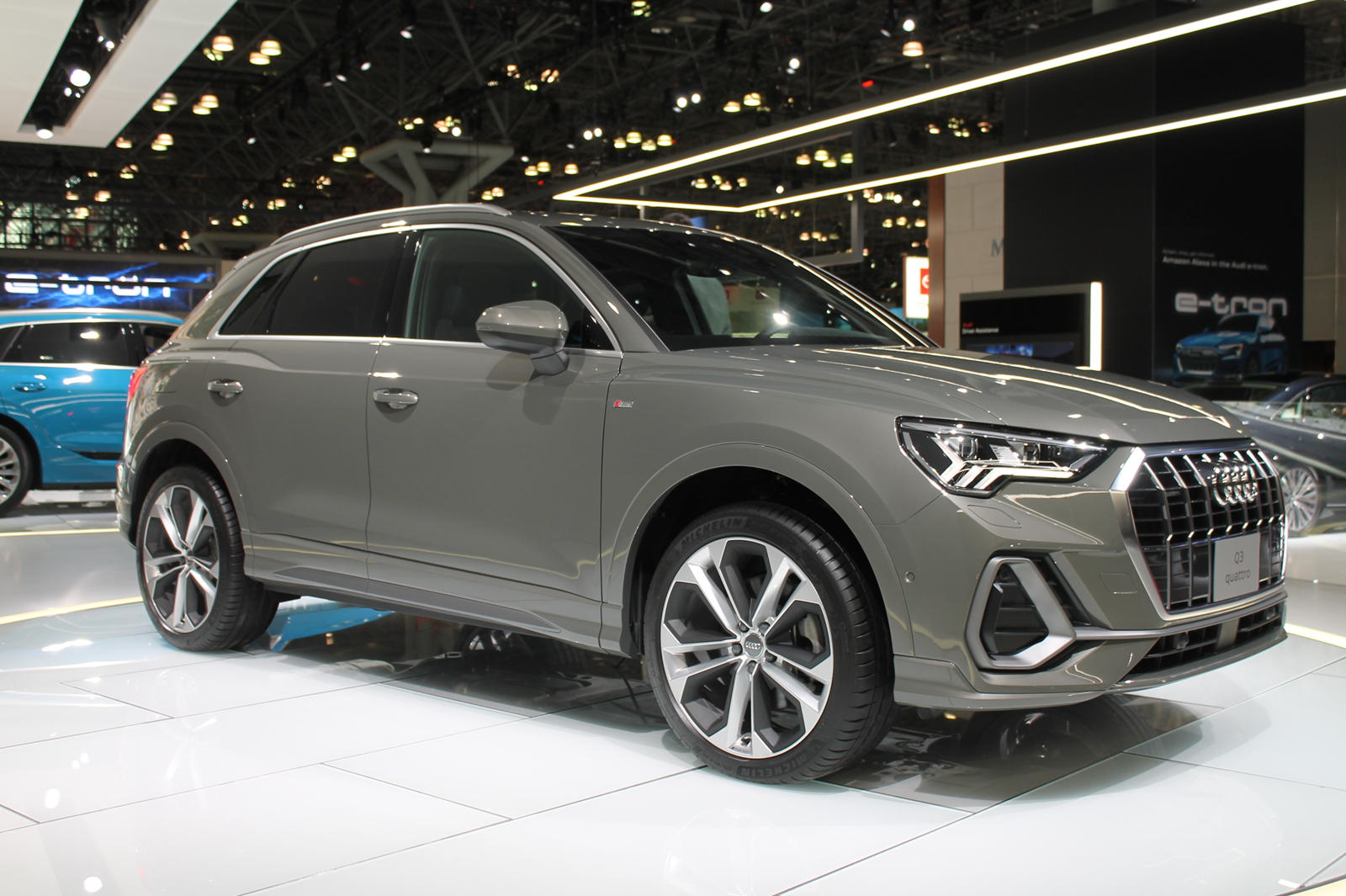 America Your All New 2019 Audi Q3 Has Arrived Carbuzz
