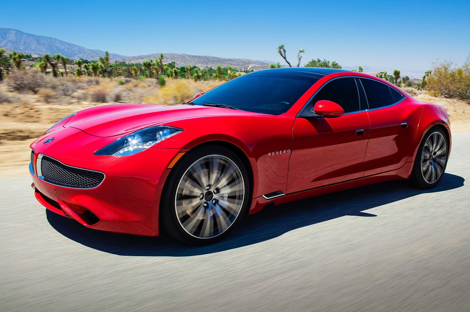 Karma Revero Recalled Because One Important Safety Feature Isn't Working