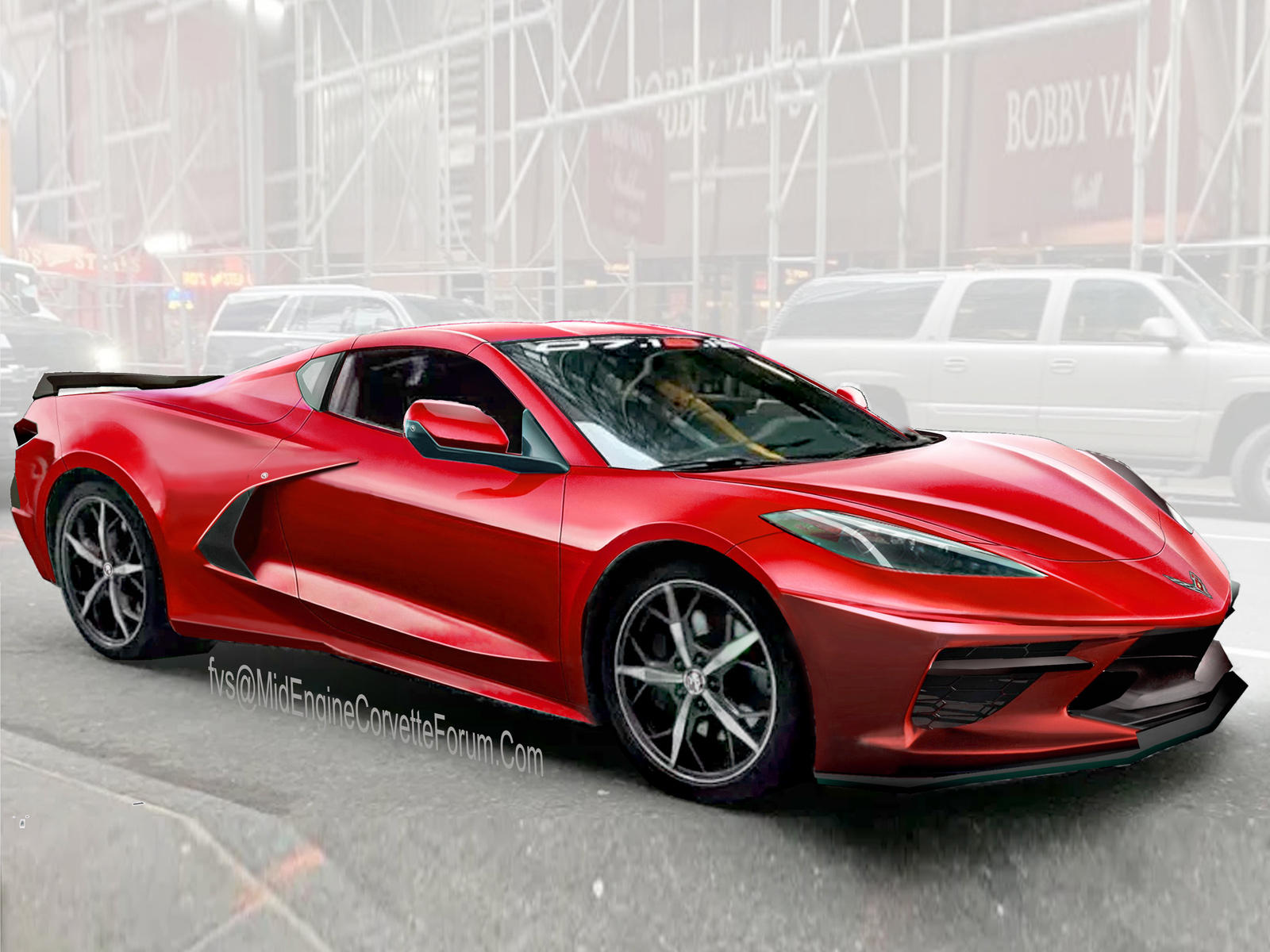 A Major Corvette C8 Announcement Is Happening Today
