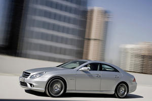 Mercedes-Benz CLS63 AMG Four-Door Sports Coupe