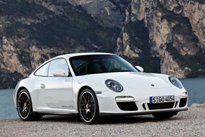 2011 Porsche 911 Carrera GTS Before Paris