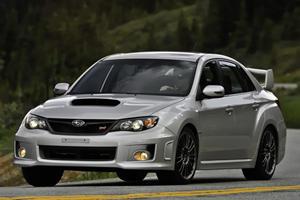 First Look: 2011 Subaru Impreza WRX STI