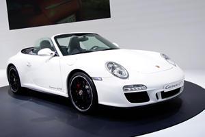 Upcoming: Porsche 911 Carrera GTS