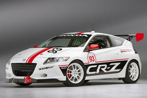 Honda Performance CR-Z Coming To Le Mans