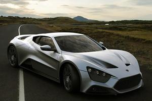 Zenvo Announces ST-1 For US Market