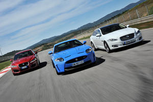 Report: Jaguar To Launch RS Convertible And Sedan