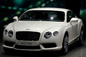 Flurry of Bentley Goodness, Including Furniture, Unveiled in Frankfurt