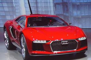 Audi Nanuk Quattro Concept Heading for Production?