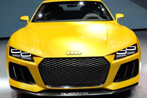 Audi Sport Quattro Concept is 700hp of Limited Edition Excellence