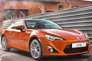 Toyota is Working on a GT86 Hybrid