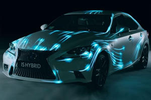 Lexus Makes A More Realistic Driving Video Game